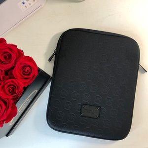 Michael Kors neoprene iPad case